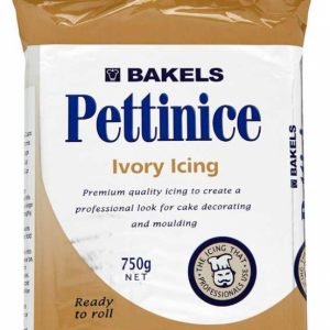 Bakels Pettinice Ivory Icing 750gm