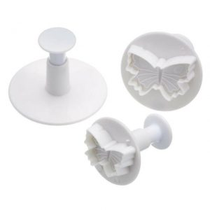 Butterfly Plunger Cutters Set of 3