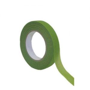 Cake Decorating Floral Tape Moss Green