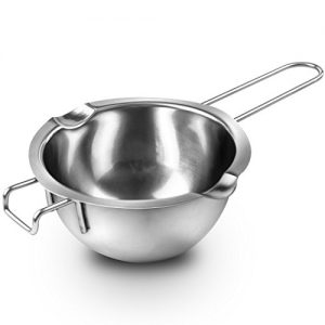 Chocolate Stainless Steel Melting Pot