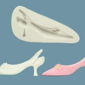 Fashion Shoe Silicon Mould
