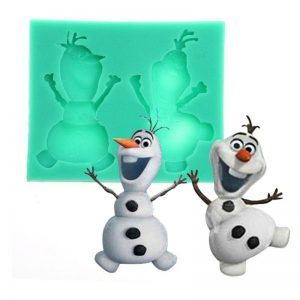 Frozen Olaf Silicone Mould