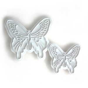 Set of 2 Butterfly Cutters