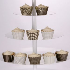 Shahnaz 12 Mixed Cupcake Wrapper