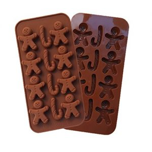 Christmas Chocolate Mould